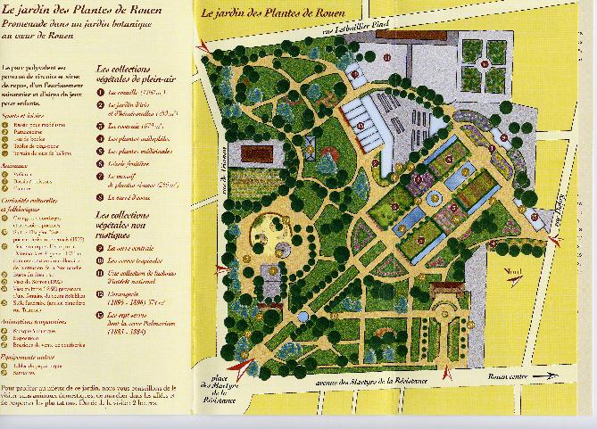 le jardin des plantes de rouen - Jardin Des Plantes Rouen